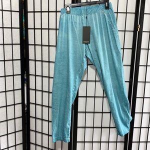 NWT Grizas Linen/Cotton Leggings XL